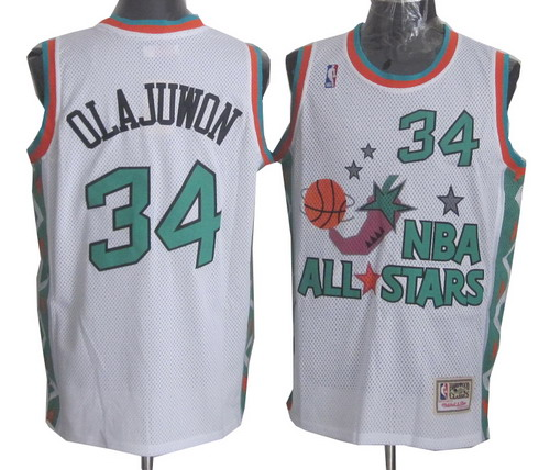new style 421ed 6bc71 1995-1996 NBA All star