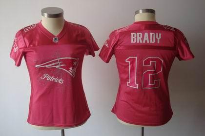 2011 Women team Jersey New England Patriots 12 Tom Brady blue jerseys