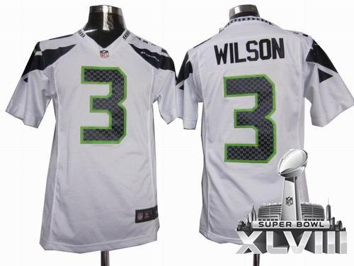 best service 77485 298b5 2012 Nike Seattle Seahawks #89 Doug Baldwin White game 2014 ...