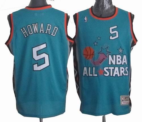 5a8dce284b05 5  Josh Howard 1995-96 All star game nba swingman jersey.