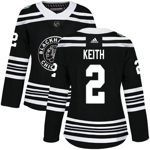 Adidas Blackhawks  88 Patrick Kane Black Authentic 2019 Winter Classic Women s  Stitched NHL Jersey- d1860e256