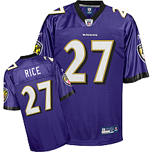 Baltimore Ravens  27 Ray Rice Team Color purple Jersey 5d7fa8f81