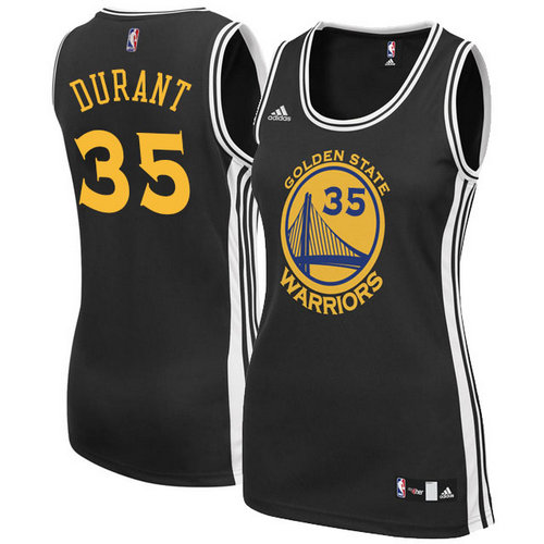 d674827697ac Women s Nike Golden State Warriors  35 Kevin Durant Blue NBA ...