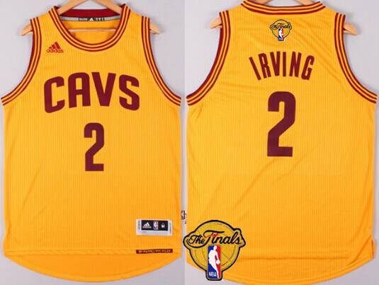 uk availability e6720 e6a88 Men Cleveland Cavaliers 2 Kyrie Irving 2016 The NBA Finals ...
