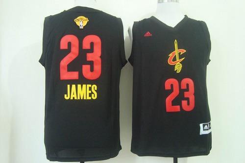 best website d4d8f 232ba ireland lebron james black sleeved jersey 85a56 f4d39