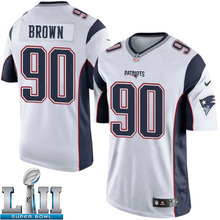 size 40 207da f0c50 Mens Nike New England Patriots Super Bowl LII 90 Malcom ...