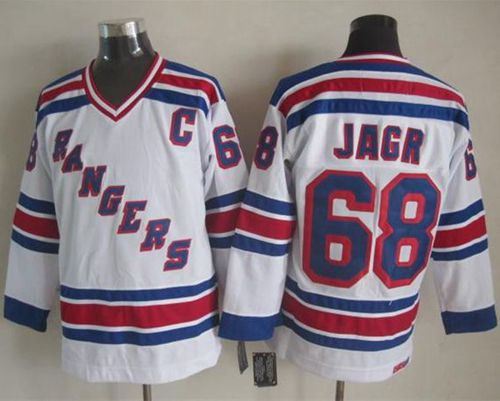 online retailer 6d9b8 6d162 New York Rangers 35 Mike Richter White CCM Throwback NHL Jersey