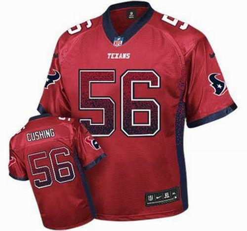 huge discount 196b1 990a0 Nike Houston Texans #99 J.J. Watt Red Alternate Drift ...