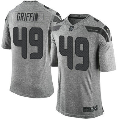 ... netherlands nike seahawks 49 shaquem griffin gray mens stitched nfl  limited gridiron gray jersey b3452 564aa 83acae30f