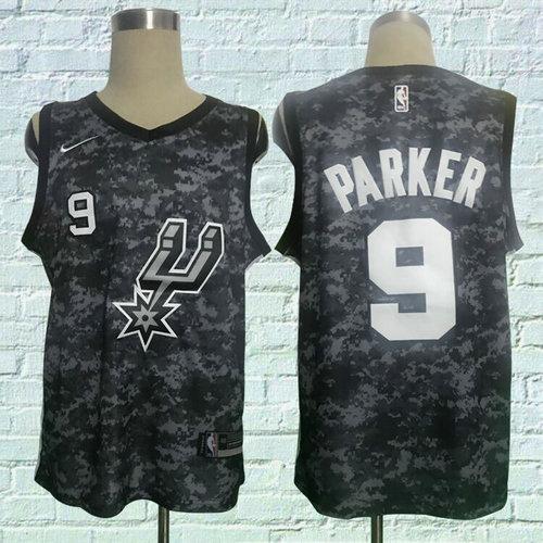 c7fc54713 Men s Nike San Antonio Spurs  20 Manu Ginobili White NBA Authentic ...