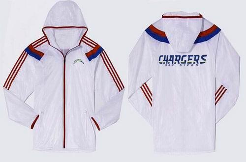 pretty nice b17c8 c1820 San Diego Chargers Jacket 14076
