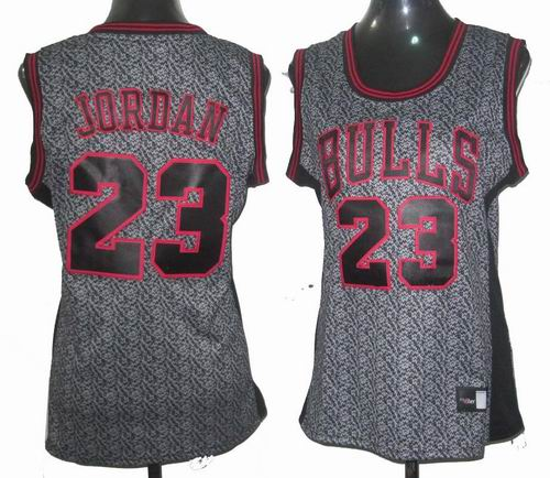 Women Chicago Bulls 23  Michael Jordan Groove Fashion Swingman Jersey 88cf66d2cd