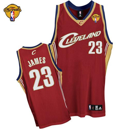 8fe78e17860 cleveland cavaliers 23 lebron james red kids jersey